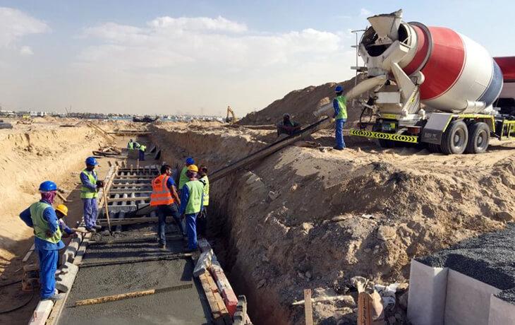 Al Furjan Infrastructure Package 11-18