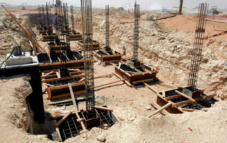 Dubai Parks & Resorts - Finishing Works of Infrastructure