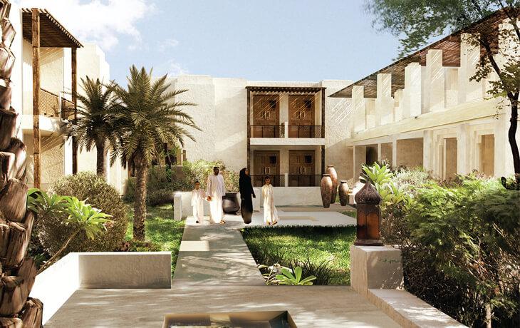 HH Sheikh Mansoor Bin Zayed - Al Wathba Palace