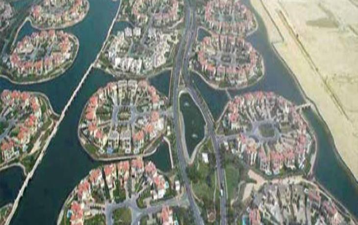 Nakheel - Jumeirah Island