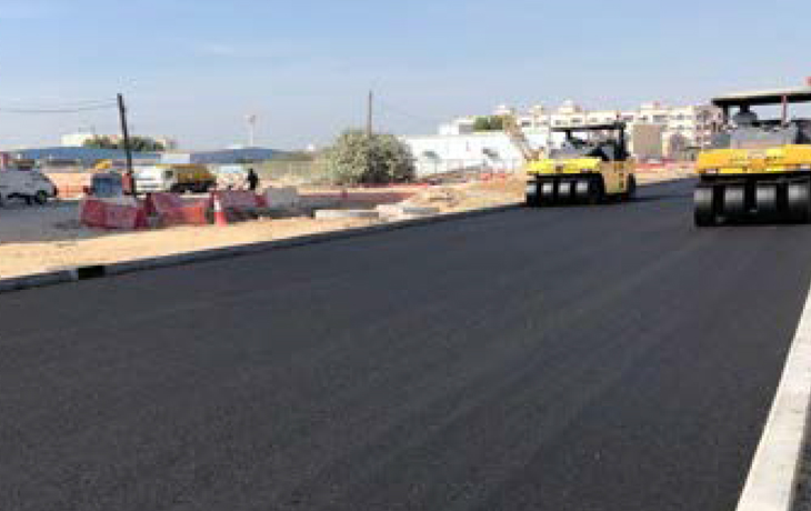 Ajman Municipality - Ajman Internal Roads (Muata Roads)